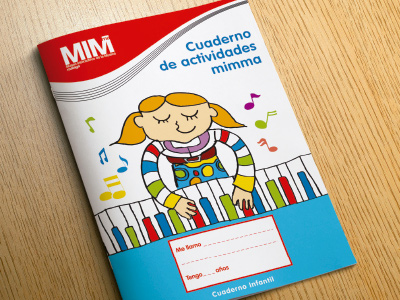 MIMMA, Activities Note Book